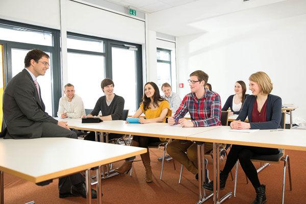 Euro fh studieren for Psychologie studieren hamburg
