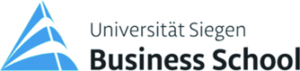 Universität Siegen Business School Logo